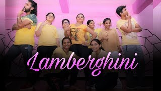LAMBERGHINI  |  Dance Fitness Choreography | Video Song | Madhu Gooli | Mrunali