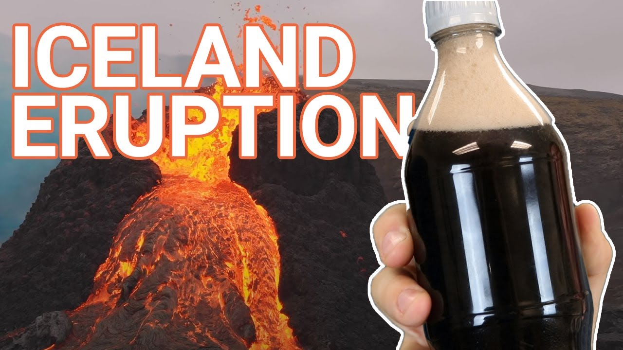 What caused Iceland's volcanic eruption?