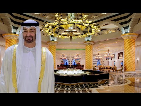 Mohammed Bin Zayed Al Nahyan(Crown Prince Of Abu Dhabi) Lifestyle & Unknown Facts