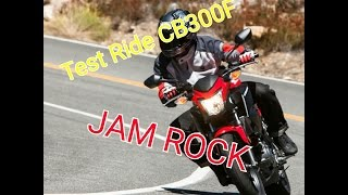 Test ride 2015 CB300F  best starter bike for tall riders