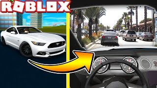 Most Realistic Roblox Driving Game EVER!! (Roblox Drive-Shaft Alpha)