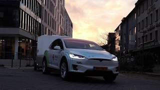 Oslo2Rome tour: charging electric cars across Europe using blockchain technology
