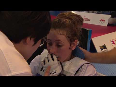 [FEMALE -57kg FINAL] Rabat 2017 World Taekwondo Grand Prix Final