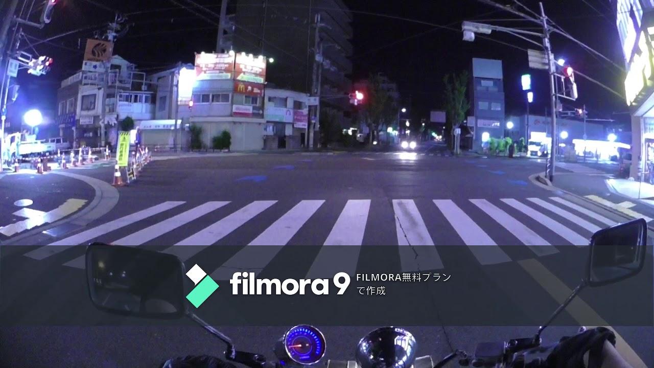 マグナ50改 50ccハイコンプピストン 12000RPM 走行動画