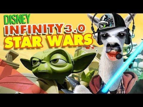 #PlaySteve – Disney Infinity 3.0 | Tutorial de Juego
