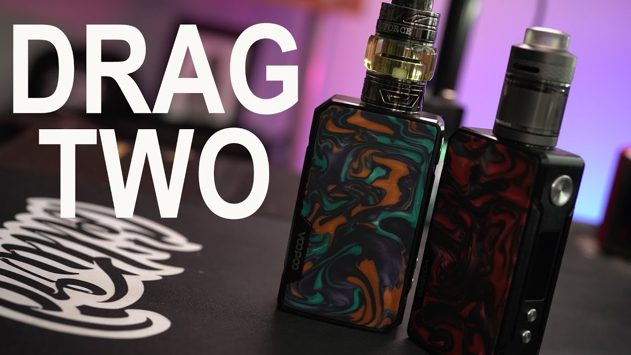 So what's up with the VooPoo Drag 2?