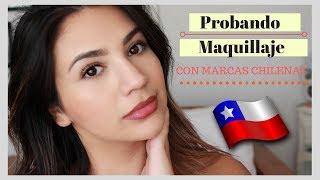 Maquillaje con marcas Chilenas Económicas ♥ Etienne, Pamela Grant ♥ Low cost
