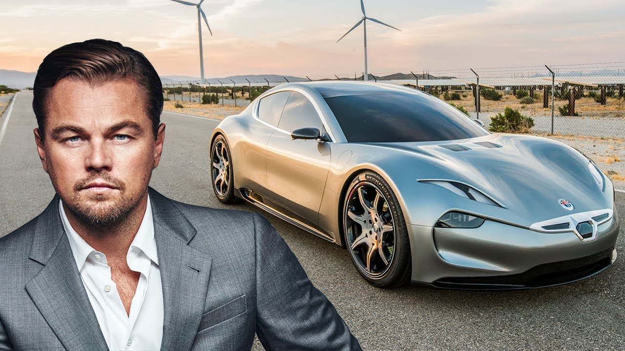 Image result for leonardo dicaprio cars collection