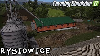 ️Prezentacja mapy - Rysiowice #58 Farming Simulator 17