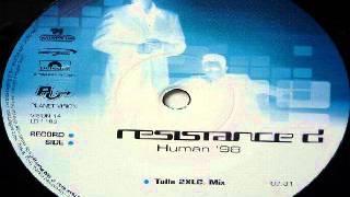 Resistance D - Human '98 (Talla 2XLC. Mix)