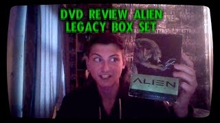 Box Set Review: Alien Legacy (20th Anniversary Edition)
