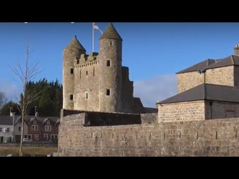 Walking the length of ENNISKILLEN, Ireland's only Island town