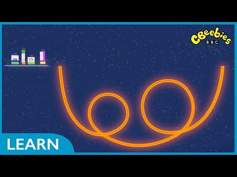 Loop the Loop | Numberblocks | CBeebies