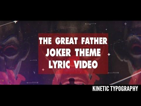 The Great Father Joker BGM Lyrical Music Video | Sushin Shyam