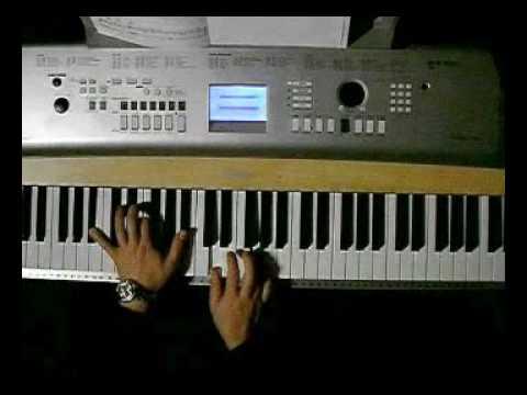 Jana Kirschner - Pokoj v duši (piano tutorial)