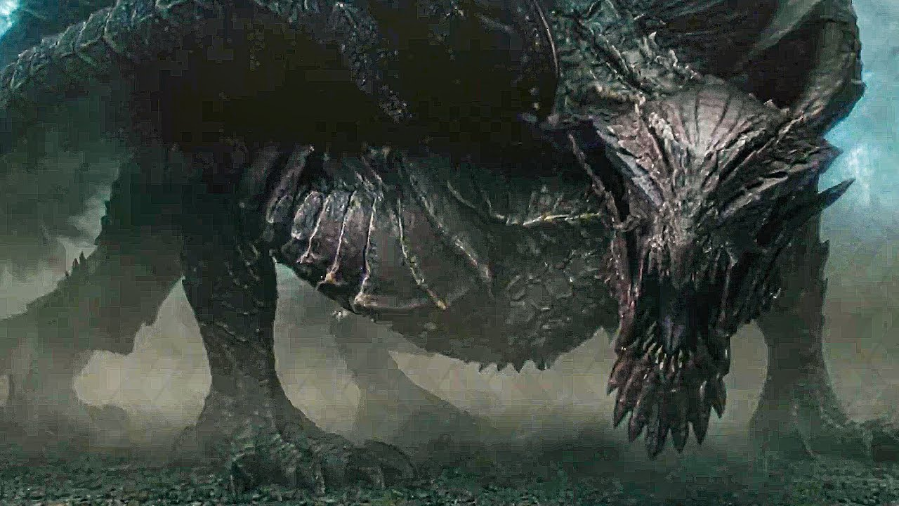 Download MONSTER HUNTER All Movie Clips + Bonus Features (2020)
