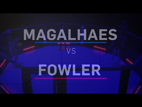 SUG 18: Vinny Magalhaes vs Mason Fowler (Oct 4th on UFC Fight Pass)