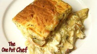 Creamy Chicken And Scone Bake (2012 Version) - Recipe