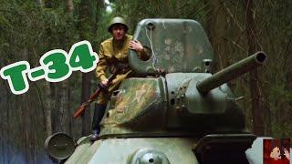 Т-34 Танкист VS Мстители (Притяжение нацистов) Трейлер