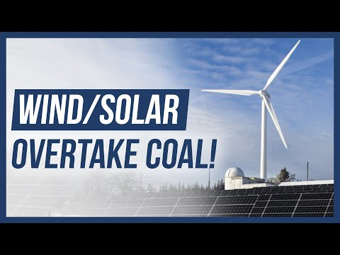 Amid Pandemic, Renewables Now Supply More Energy than Coal in the U.S.