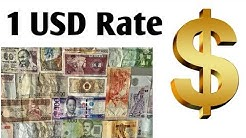 1 USD, Euro, pound, Inr, currency exchange rate in nepal | usd to npr | dollar to nepali rupee