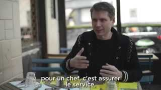 "Alex Kapranos : ""A part of Franz Ferdinand was born in a kitchen"" (Télérama.fr - 2015)"