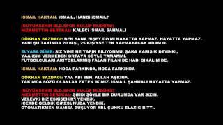 ŞİKE VE İHANET TAPESİ -1-