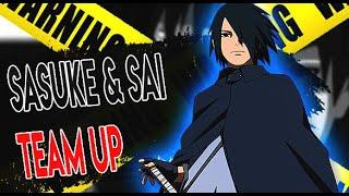 Sasuke and Sai's Mission To Hunt Down Kara In Boruto Naruto Next Generations!