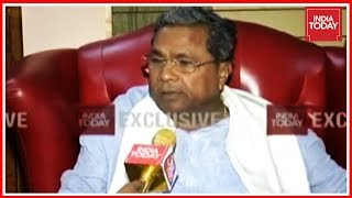 Siddaramaiah Reacts To India Today Exit Poll, Says Was Expecting Victory In Karnataka Polls