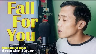 Fall For You - Secondhand Serenade Acoustic Cover (Muhammad Iqbal)
