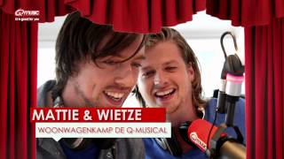 de q musical woonwagenkamp mattie wietze q music