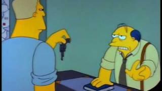 Video The Simpsons - McBain - Bye Book download MP3, 3GP, MP4, WEBM, AVI, FLV November 2017
