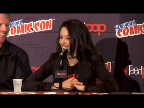 The Americans  NY ComicCon: Nina  FX