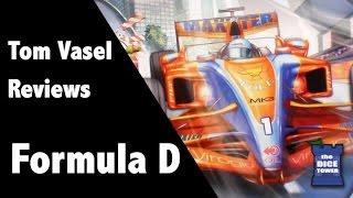 Formula D Review - with Tom Vasel