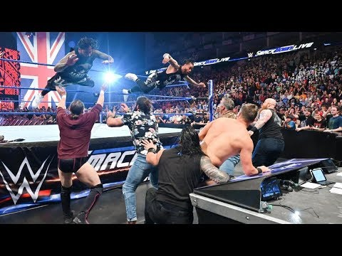 WINC Podcast (5/14): WWE SmackDown Review With Matt Morgan, Lars Sullivan Fined, RAW Ratings