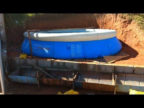 Cria ao de til pias em piscina mais 10000 litros para Piscinas para tilapias