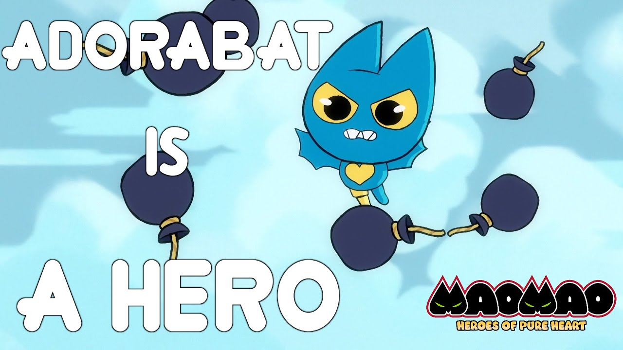 Adorabat S Growth As A Hero As Mao Mao S Student Youtube Mao mao makes badgerclops a big baby in a diaper; adorabat s growth as a hero as mao mao s student