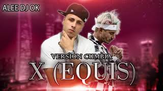 X EQUIS (Version Cumbia) Nicky Jam Ft J Balvin | aLee DJ OK