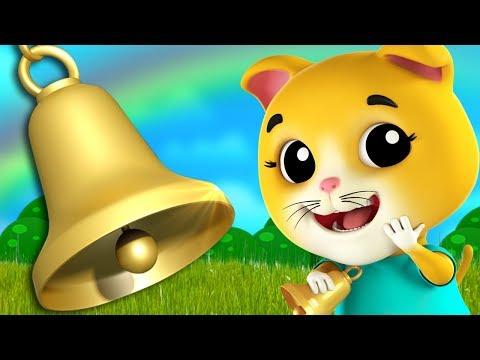 Ding Dong Glocke | Lieder für Kinder | Kinderreime | Deutsche Reime