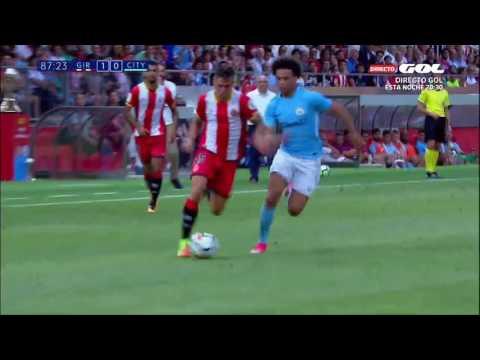 Pablo Maffeo amazing skills vs Manchester City!
