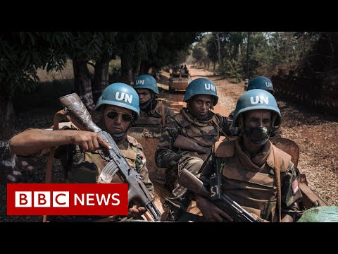 What's going on in Central African Republic? - BBC News