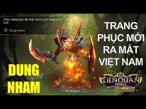 Trang phục mới ra mắt Việt Nam: ZILL Dung Nham vừa chất vừa rẻ [ Mua và test luôn ]