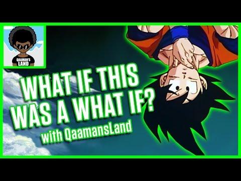 WHAT IF THIS WAS DRAGON BALL? w/Qaaman | A Dragonball Conversation