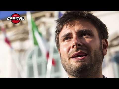 """Alessandro Di Battista (M5S) ospite a """"Circo Massimo"""" -  Radio Capital - 24/11/2017"""