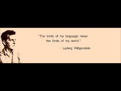 Ludwig Wittgenstein   Part 4