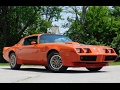 11 Reasons Why The 1970 1981 Pontiac Trans Am Is So Awesome