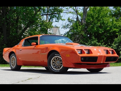 11 Reasons Why The 1970-1981 Pontiac Trans Am Is So Awesome