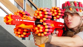 How To Win A Nerf War