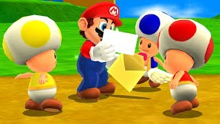 Super Mario 3D Land - #01 Walkthrough