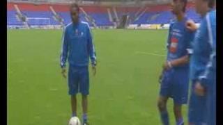 Jay Jay Okocha - Back Heel